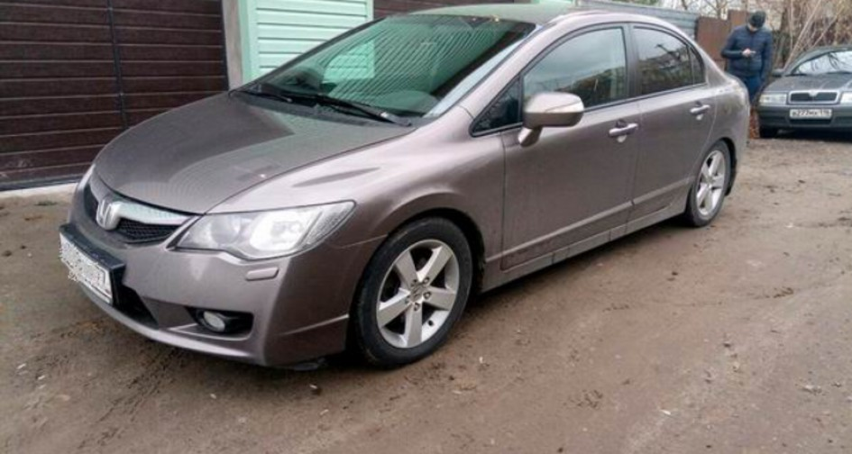Чип тюнинг Honda Civic