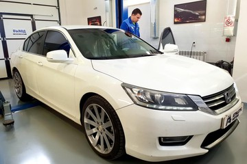 Чип тюнинг Honda Accord 9