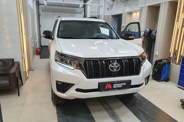 Чип тюнинг Toyota Land Cruiser Prado 200